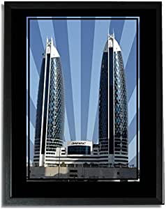 Photo of Damac Tower-Colour No Text F09-M (A5)