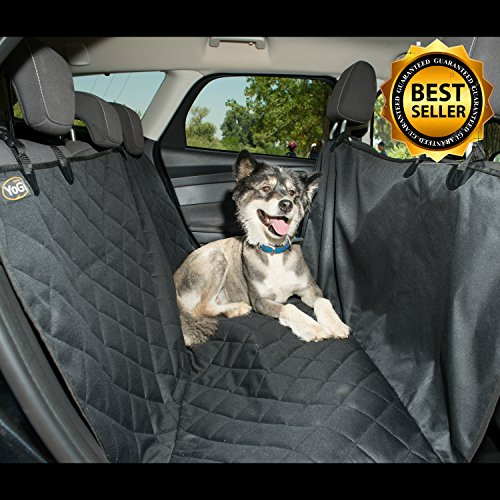 Waterproof Seat Covers For Pets - Machine Washable, Non-Slip & Extra Thick