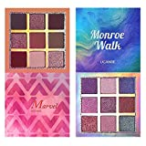 UCANBE 18 Colors Eyeshadow Palette Set, High Pigment Matte and Shimmer Bleandable Eyeshadow Powder...