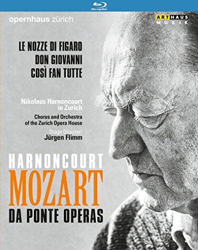 Mozart: Da Ponte Operas (3PC)