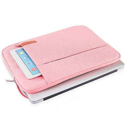 Lacdo 15.6 Laptop Sleeve Bag Aspire/Predator, Toshiba, ASUS HP Pavilion, Lenovo, MSI GL62M, Notebook Carrying Resistant,
