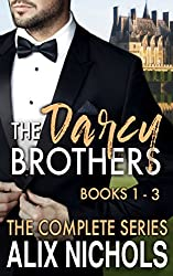 The Darcy Brothers: The Complete Series (Humorous Contemporary Romance Box Set)