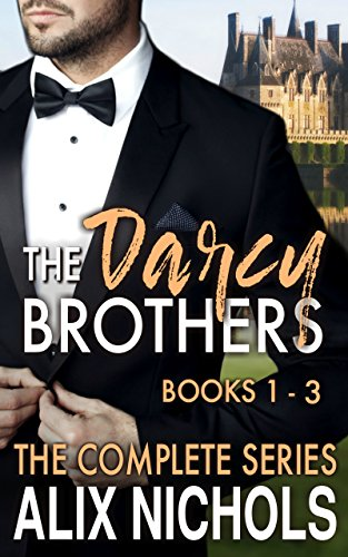 Darcy Brothers Complete Humorous Contemporary ebook product image