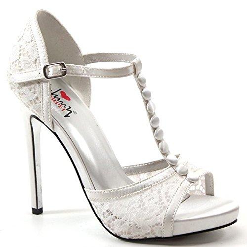 Luichiny Betty Boo Dress Sandal (10) -