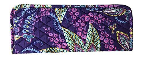 (Vera Bradley Curling & Flat Iron Cover (Batik Leaves))