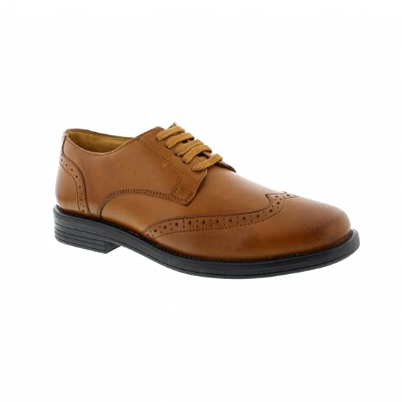 Sudbury - Tan Leather (Brown) Mens Shoes