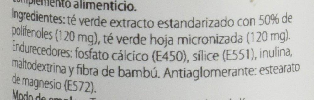 H4U - H4U Té Verde 100 comprimidos 530 mg: Amazon.es: Salud y cuidado personal