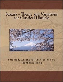 Amazon com: Sakura - Theme and Variations for Classical