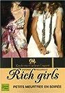 Rich girls, Tome 2 : Petits meurtres en soirée par Pagliarulo