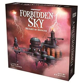 Gamewright Forbidden Sky - Height of Danger (B07CXZD92P) | Amazon price tracker / tracking, Amazon price history charts, Amazon price watches, Amazon price drop alerts
