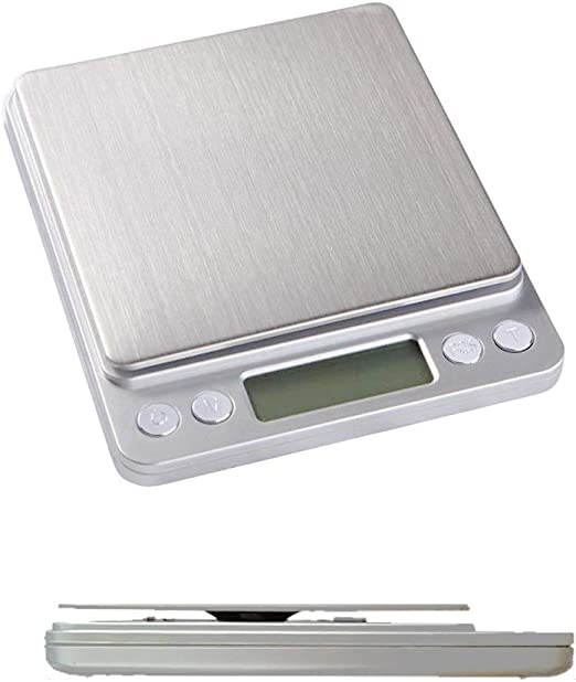 LCD Digital Electronic Balance Scale Home Cooking Baking Jewelry Weighing Tool