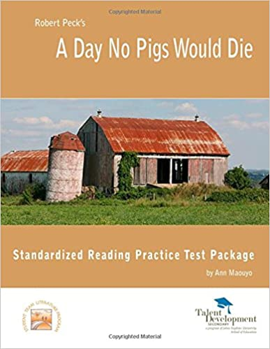a day no pigs would die online book
