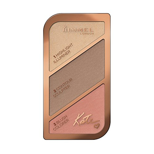 Kit 002 (Rimmel Kate Face Sculpting Kit 002, 0.88 Ounce)