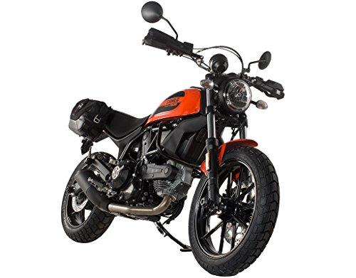 (SW Motech HTA 22.577.10003SLC Side for Ducati Scrambler Models (2014))