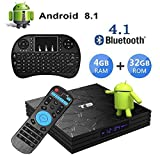 T95Z Plus Smart TV Box Android 6.0 2GB 16GB Amlogic S912 Octa Core