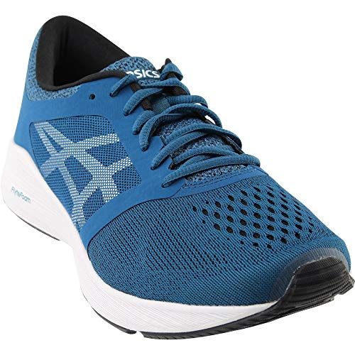 ASICS Roadhawk FF Running Shoe - Men's Ink Blue/White/Black, 9.5