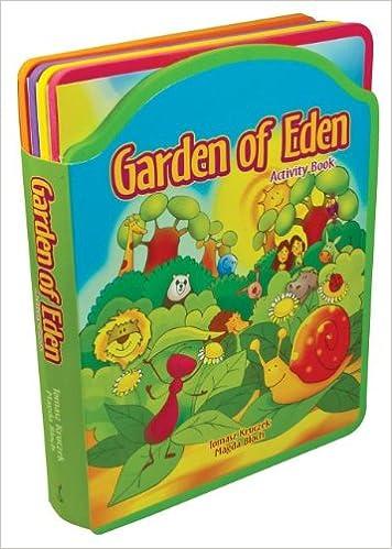 Garden of Eden: Activity Book: Tomasz Kruczek, Magda Bloch ...