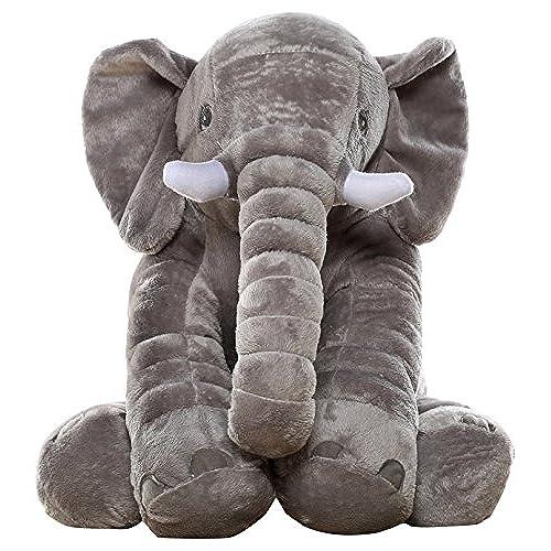Elephant Pillow For Baby Amazon Com