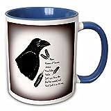 3dRose mug%5F194500%5F6 Meaning of Raven