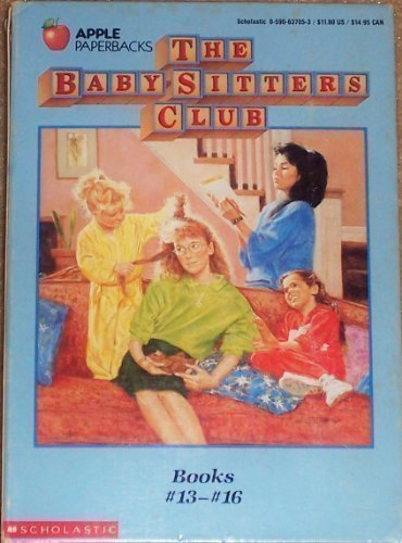The Baby-Sitters Club: Good-Bye Stacey, Good-Bye/Hello, Mallory/Little Miss Stoney Brook and Dawn/Jessi's Secret Language by Brand: Scholastic Trade