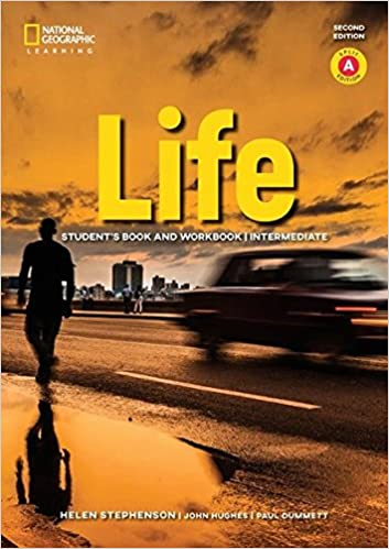 Life Intermediate Combo Split A with App Code and Workbook