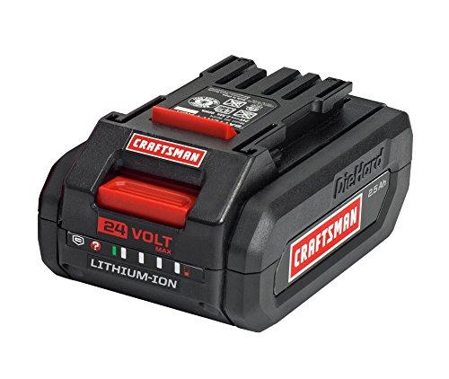 Craftsman 24 Volt High Powered DieHard Lithium-Ion Battery - Bulk Packaged - 24v Lithium Ion Battery Pack