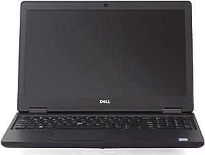 Dell Latitude E5590 15.6in Laptop, Core i7-8650U 1.9GHz, 16GB Ram, 256GB SSD, Webcam, Windows 10 Pro 64bit (Renewed)