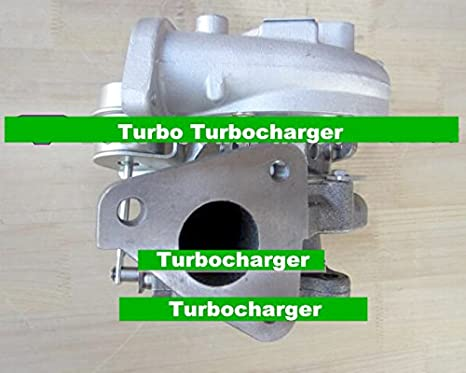 Amazon.com: GOWE Turbo Turbocharger for GT1752S 701196 701196-5007S 14411-VB300 14411-VB301 Turbo Turbocharger For NISSAN Patrol Y61 97- RD28T RD28TI ...