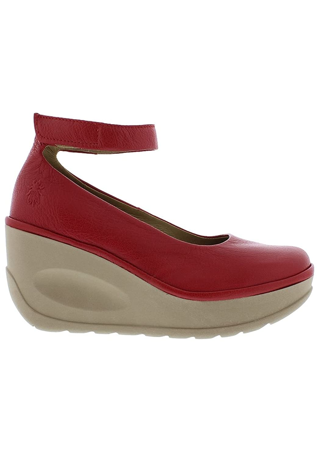 Fly London Chaussures P500877001 Jynx877fly Rouge Taille 38 FZxhlpVQ