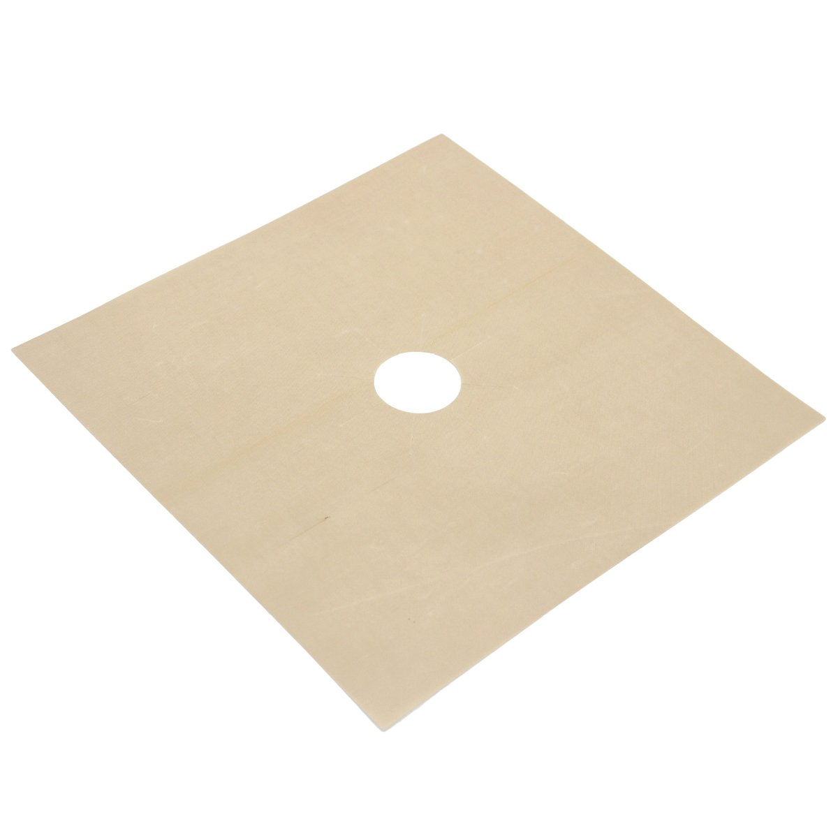 1pcs Universal Heavy Duty Oven Liner Gas Hob Protector Sheets (Beige)