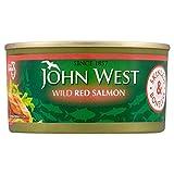 John West Red Salmon Skinless & Boneless (170g)