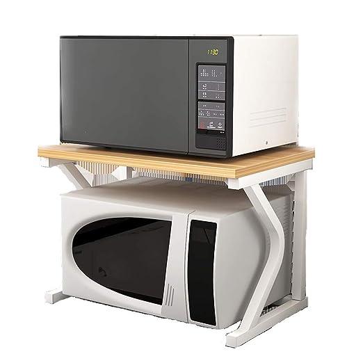 Horno de microondas Estante de cocina Estante de cocina Microondas ...