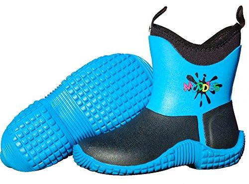 Muddies Puddle blau/schwarz