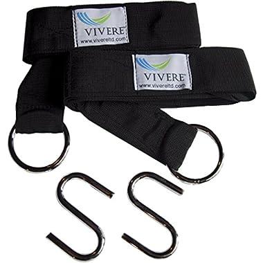 Vivere EFHTS Hammock Tree Straps, 2-Pack