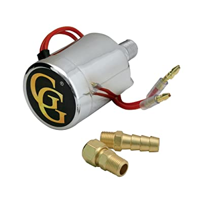 Grand General (69993) 12/24V Heavy Duty Solenoid Valve for 69991: Automotive