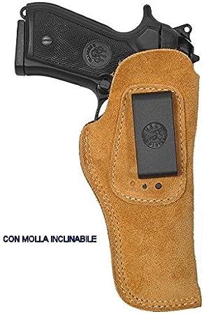Pistolera Vega Cuero Muelle ir330Beretta 9298Serie IR3