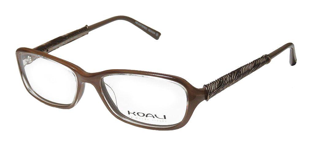 64e39123e68 Amazon.com  Koali By Morel 7069k Ladies Womens Designer Full-rim Color  Combination Hot European Eyeglasses Eye Glasses (51-16-135