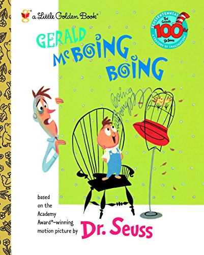 Gerald McBoing Boing (Little Golden Book)