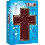 Hershey's Happy Easter Solid Milk Chocolate Cross (Pack of 2)