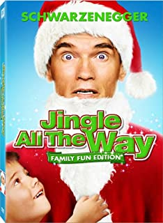 Book Cover: Jingle All the Way (Family Fun Edition)