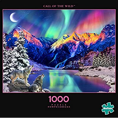 Buffalo Games - Photography - Call of The Wild - 1000 Piece Jigsaw Puzzle: Toys & Games