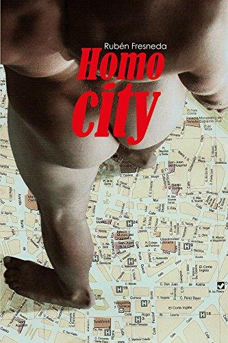 Descargar Libro Homocity Rubén Fresneda