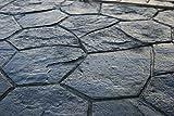 Original Random Stone Concrete Stamp Set by