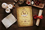 Stationary Paper - Old Fashion Aged Classic Antique