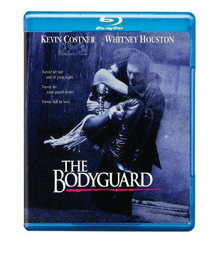 Blu-ray : The Bodyguard (Remastered)