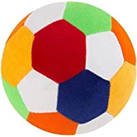 Remi Soft Toy Stuffed Soft Toy Plush Ball for Kids, 18cm (Multicolour)
