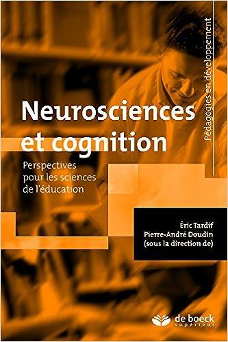Téléchargement En Ligne Gratuit Neurosciences Et Cognition