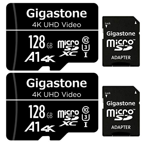Gigastone 128GB 2-Pack Micro