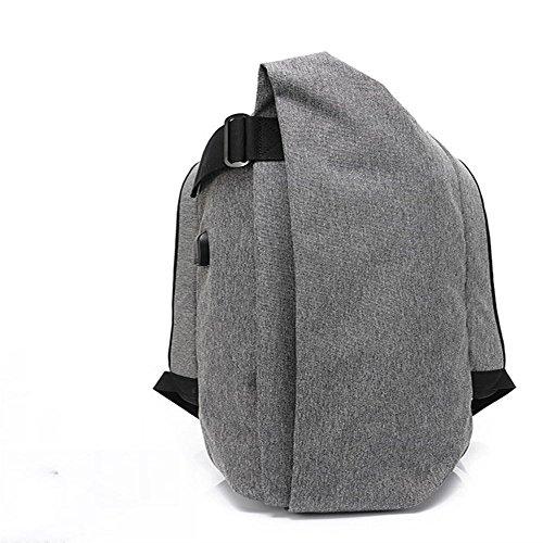 Zhaohb Rucksack Rucksackrucksack-Studententasche des Wasserdichten Rucksacks des Mode-Reiserucksacks zufällige