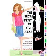The Secret Identity of Devon Delaney (mix)